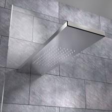 HSK Shower und Co Kopfbrause / Regentraverse Lavida - für Glasaufnahme Walk In