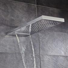 HSK Shower und Co Kopfbrause / Regentraverse Lavida Plus mit Schwallbrause