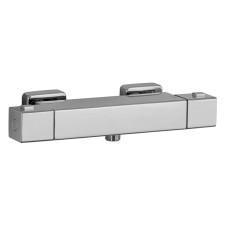 HSK Shower und Co Thermostat Aufputz / Sicherheits-Duschthermostat Basic Eckig