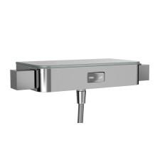 HSK Shower und Co Thermostat Unterputz - AquaSwitch Eckig, 2 Abgänge