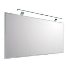 Laguna Facto Flächenspiegel - 120 cm, mit LED-Aufbauleuchte 90 cm