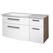 Laguna modern classic Waschtisch mit Unterschrank - Set 1- 101,2 cm