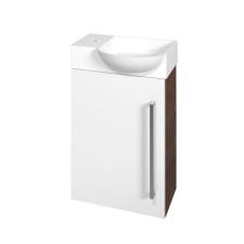 Lanzet K3 Waschtisch mit Unterschrank - 45,5 cm