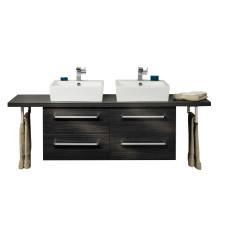 Lanzet Q4 FIT Waschtisch mit Unterschrank - 180 cm