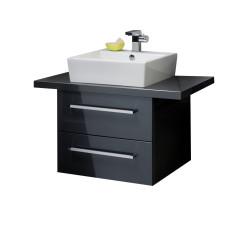 Lanzet Q4 FIT Waschtisch mit Unterschrank  -90 cm