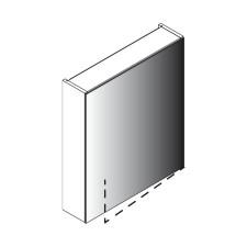 Lanzet Spiegel Spiegelschrank L0 - 60 cm