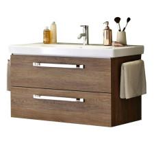 Marlin Bad 3060 Waschtisch mit Unterschrank Set 3
