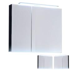 Marlin Bad 3130 - Azure Spiegelschrank 80 cm