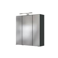 Held Möbel Baabe Spiegelschrank 3D - 60 cm