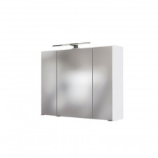 Held Möbel Baabe Spiegelschrank 3D - 80 cm