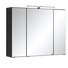 Held Möbel Bologna Spiegelschrank - 80 cm