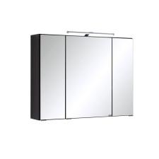 Held Möbel Cardiff Spiegelschrank - 80 cm