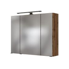 Held Möbel Luzern Spiegelschrank - 80 cm