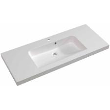 Pelipal Balto Mineralmarmor-Waschtisch 120 cm