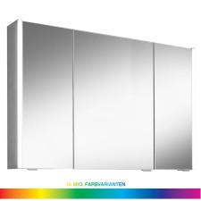 Pelipal PCON Spiegelschrank - 103 cm, seitliches LEDrelax Lichtprofil, 3 Drehtüren, 6 Glaseinlegeböden- B: 1032 H: 703 T: 145