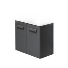 Pelipal Solitaire 6905 Waschtischunterschrank - 50 cm mit 2 Drehtüren