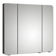 Pelipal Solitaire 9005 Spiegelschrank 80 cm mit 3 Drehtüren