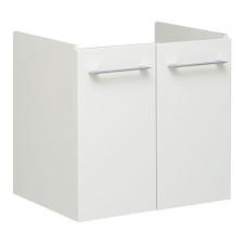 Pelipal Solitaire 9005 Waschtischunterschrank 55 cm 2 Türen