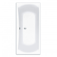 Repabad Arosa Rechteck-Badewanne - 180/80 - Acryl - ca. 165 Liter