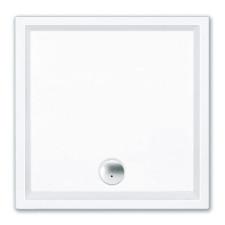 Repabad Wien Quadrat Duschwanne 100/100 - Acryl