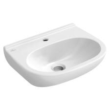 Villeroy und Boch O.novo Wandwaschtisch / Handwaschbecken Compact - 45 cm