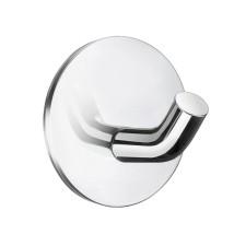 Smedbo SIDELINE Haken - Hakenleiste selbstklebender Haken, Durchmesser 48 mm