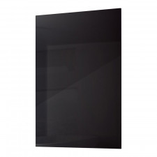 Corpotherma Infrarot Infrarotheizkörper Glas rahmenlos, schwarz - IRGS600900600
