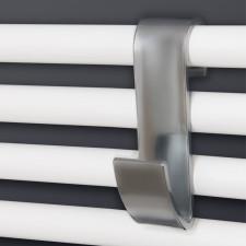 Corpotherma Zubehör Handtuchhalter / Handtuchhaken chrom