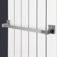 Corpotherma Zubehör Handtuchhalter magnetisch - chrom 400 mm für Panio Serie