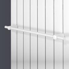 Corpotherma Zubehör Handtuchhalter weiß - 595 mm, zu Panio und Panio Duo