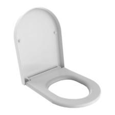 Nordholm Maresol WC Sitz mit Absenkautomatik, Softclose, weiß