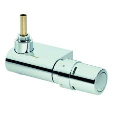 Nordholm Platinum-Armaturen-Set Mono (Zweirohr- Lanzenventil), Version Winkel-Ec