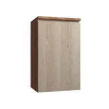 Puris Ace Highboard mit 1 Tür und Abdeckplatte 40 cm