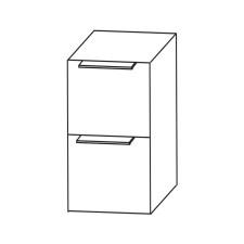 Puris Aspekt Unterschrank - 30 cm Skizze