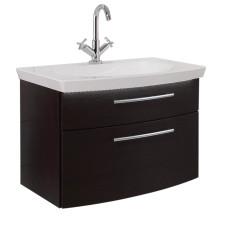 Puris Classic Line Waschtischunterschrank Set 70 cm mit 2 Auszügen