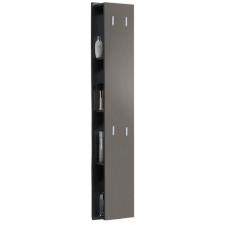 Puris Fine Line Hochschrank - 30 cm, 4 Funktionshaken