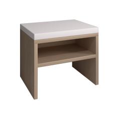 Puris Fine Line Sitzbank - Hocker - 60 cm