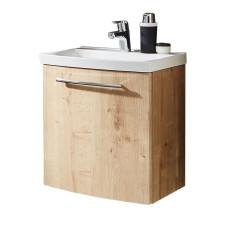 Puris For Guests Waschtisch mit Unterschrank Set 6 - 51 cm