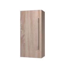 Puris Kera Plan Oberschrank - 30 cm, mit 1 Tür, 1 Glasfachboden