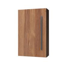 Puris Kera Plan Oberschrank - 40 cm, mit 1 Tür, 1 Glasfachboden