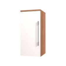 Puris Linea Highboard 40 cm mit 1 Tür und Abdeckplatte
