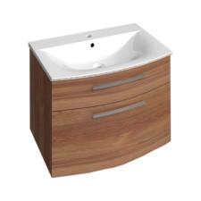 Puris Linea Waschtisch mit Unterschrank Set 1 - 71 cm