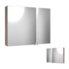 Puris Spiegelschränke Spiegelschrank - 80 cm