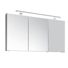 Puris Vuelta Spiegelschrank Serie A mit LED Aufbauleuchte 120 cm breit