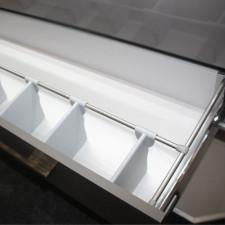 Puris Zubehör Einteilung - Ordnungssystem - für 40 cm Schrankbreite