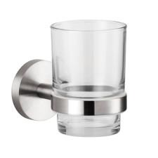 Avenarius Glashalter mit Glas