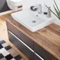 Puris Unique Waschtisch mit Unterschrank Set 4 - 170 cm Detail