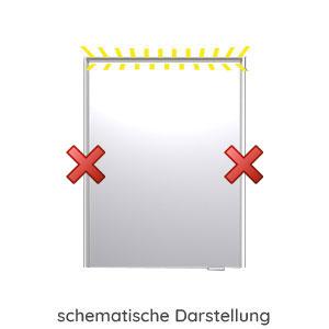 Spiegelschrank-Beleuchtung: ohne