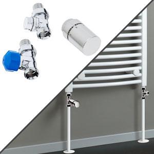 Anschlussvariante: Seitenanschluss + Anschluss-Set Boden, Durchgangsvariante