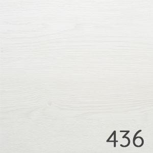 Frontfarbe: Eiche Weiß quer Nachbildung